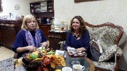 Stretnutie s doktorkou Drahokoupilovou