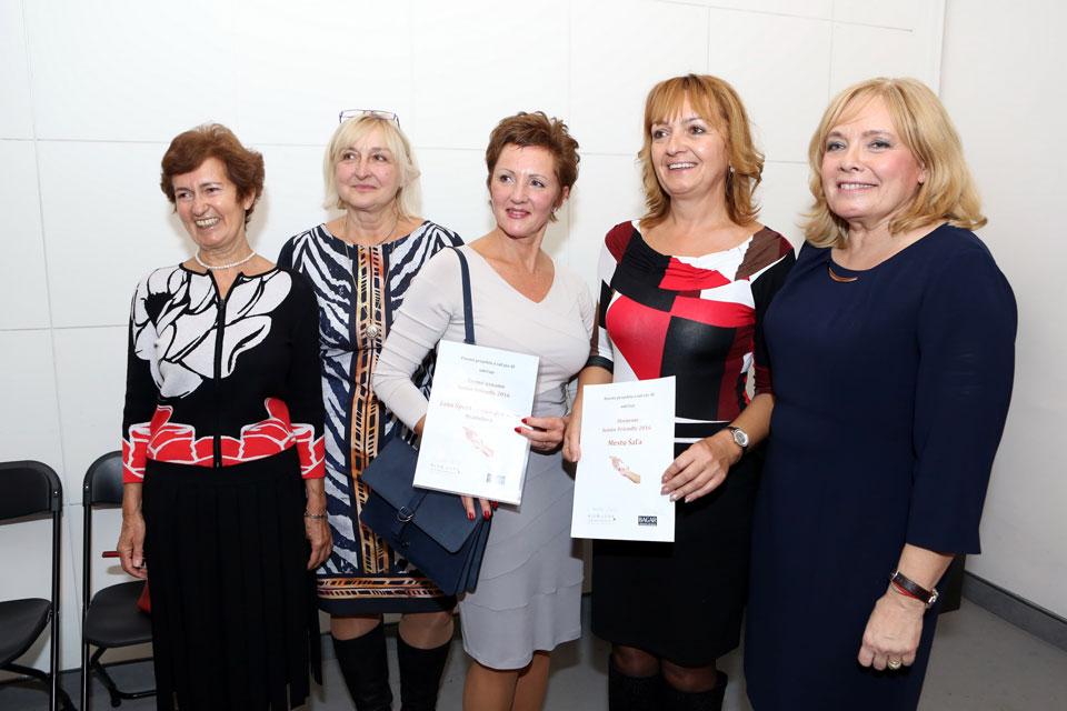 Súťaž o ocenenie Seniorfiendly